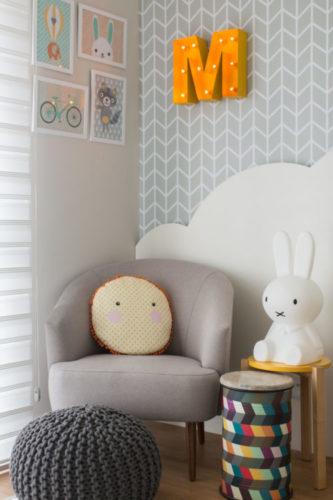 6 dicas que você precisa levar em conta na hora de montar o quarto do bebê.