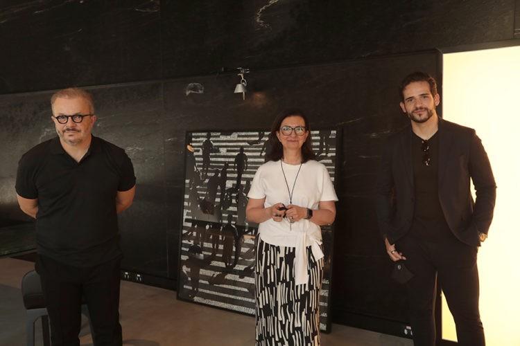 Felipe Bezerra, Mari Ani Oglouyan e André Gurgel