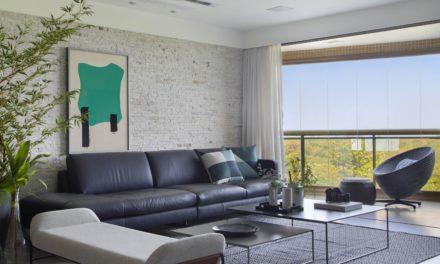 Apartamento na Barra de 288m2 com vista deslumbrante