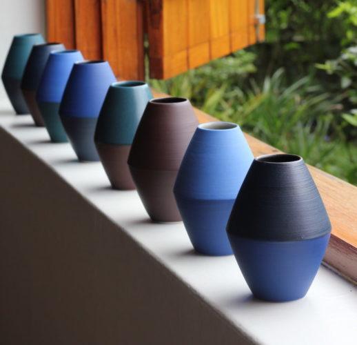 Ceramicas de Gilberto Paim
