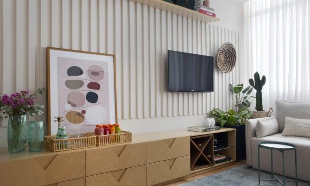 Projeto de decoração low cost
