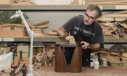 A arte da marcenaria artesanal