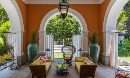 Casa Cor Rio abre no Jardim Botânico