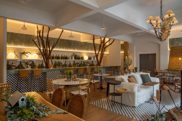 Casa Cor Rio abre no Jardim Botânico, restaurante do Mauricio Nobrega
