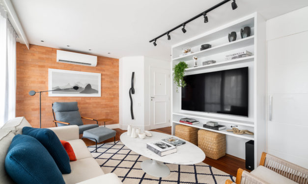 Apartamento em São Paulo para um jovem casal carioca