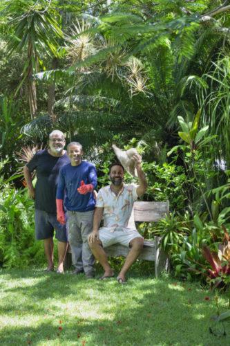 1400m2 de jardins exuberantes na Região dos Lagos no Rio.