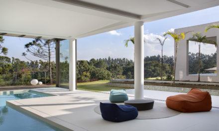 Último projeto residencial do arquiteto Noel Marinho