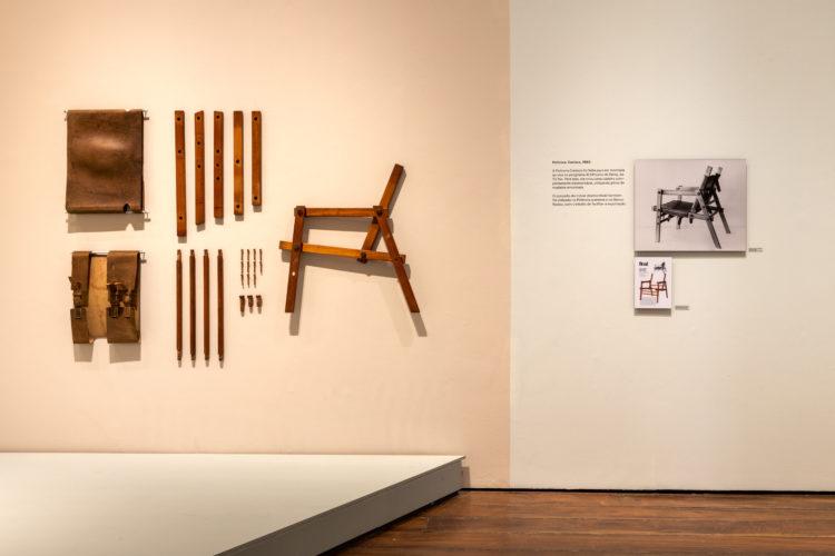 Exposição sobre Bernardo Figueiredo, designer e arquiteto brasileiro