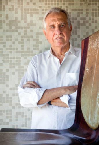 Foto com o arquiteto Bernardo Figueiredo